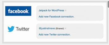 パブリサイズ共有|Jetpack for WordPress
