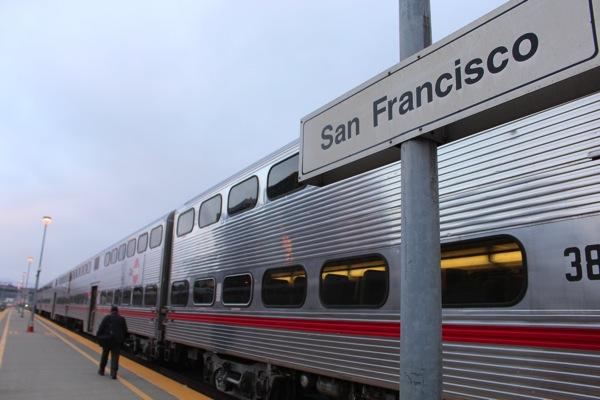 San Francisco駅