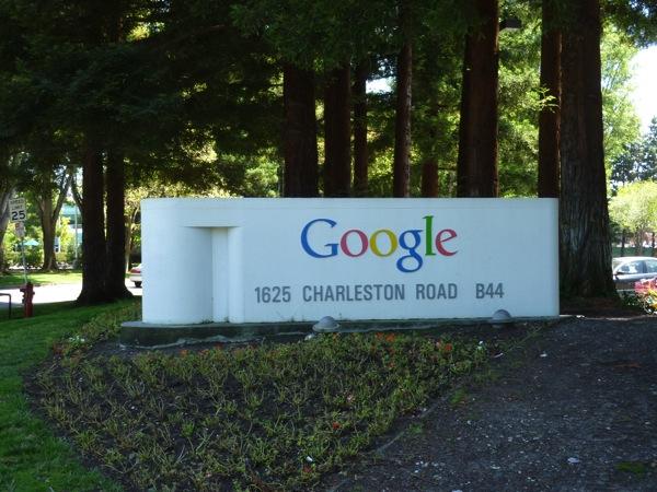 Google本社とコンピューター歴史博物館を歩いて観光したら意外と近かった。