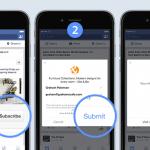 Facebook広告に「リード獲得」が実装されて、フォームを広告として出すことが出来るようになった。