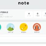 Mediumよりも個人メディアに最適!noteが公開されたので使ってみた。
