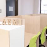 北千住の女性限定シェアオフィスTORAENIへお邪魔してきました。