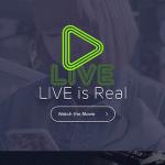LINEを使って「ライブ配信」ができる「LINE LIVE」が公開された。
