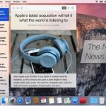 RSSで情報収集しているMacユーザー向け!MacのディスプレイにRSSフィードを表示できるアプリ「Newsflow」