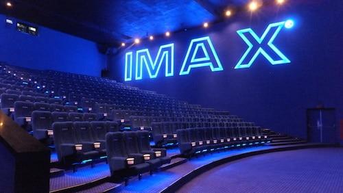 映像も音も次元が違う!映画を最大限に楽しみたいなら黙ってIMAXに行こう。