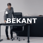 ついにIKEAがスタンディングデスクを発売するらしいぞ。