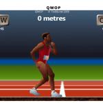 話題の鬼のように難しいWEBゲーム「QWOP」が本気で面白い。