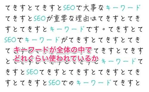 SEOを意識したブログ記事に欠かせないキーワードの使い方の3つのポイント