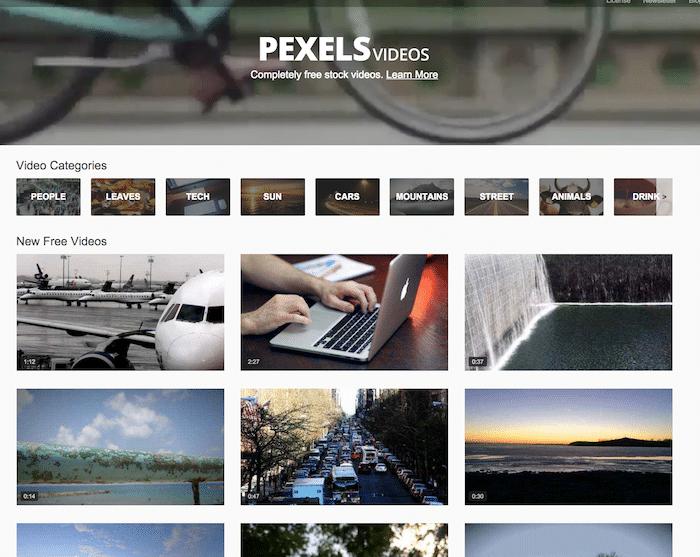 Pexels Videos