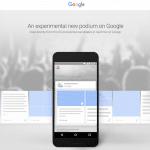 コンテンツをGoogle検索に直接投稿できるようになるの?!