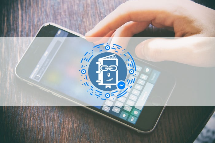 Facebookメッセージの公式QRコードは友達以外からの「連絡先」として使いやすくなる便利ツールだった!