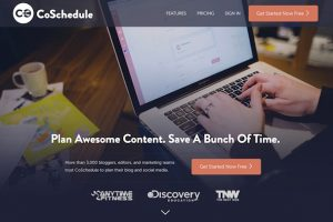 CoSchedule-Homepage