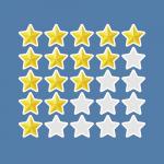 【お知らせ】WEBマスターの手帳の記事を「5つ星」で評価できるようにしました