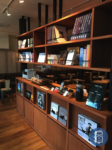 TIMES CAFEの店内3