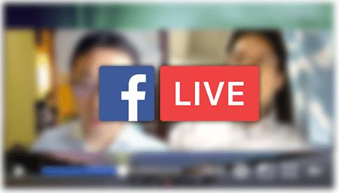 Web担当者の勉強会限定Facebookライブ