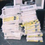 KINCHO(キンチョー)の新聞広告「超難解折り紙」がまさに広告の手本だった!