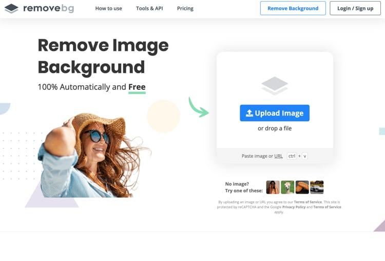 写真から人物を切り取ってくれる「remove.bg」